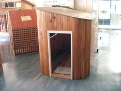 愛犬のお家(大型犬用)施工例(3)