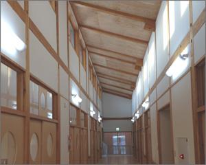 木造建築物の写真2